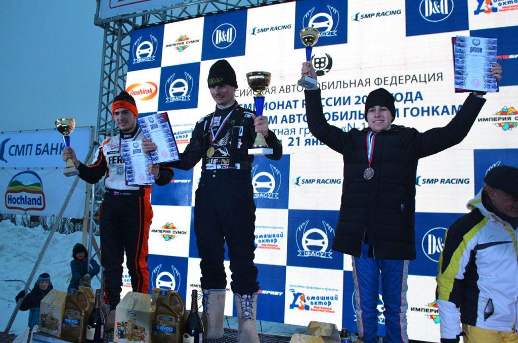 Результаты 1 этапа Чемпионата России по трековым гонкам 2018!