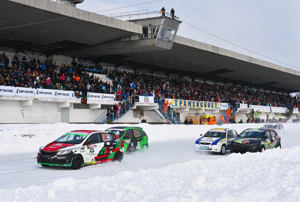 """""""Мороз-2019"""" в Раменском: приглашаем 10 февраля на трековые гонки по льду. Старт в 12:00!"""